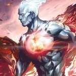 Captain Atom hd pics