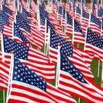 American Flag desktop