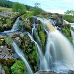 Loup Of Fintry Waterfall image