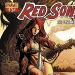 Red Sonja high definition photo