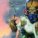 Mars Attacks new wallpapers