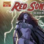 Red Sonja high definition wallpapers