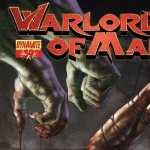 Warlord Of Mars hd desktop
