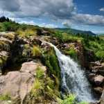 Loup Of Fintry Waterfall full hd