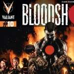 Bloodshot Comics wallpapers for iphone