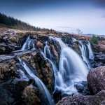 Loup Of Fintry Waterfall widescreen