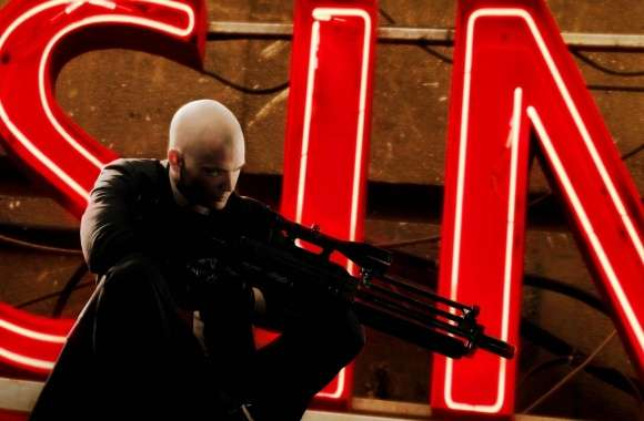 Agent 47 Hitman Movie