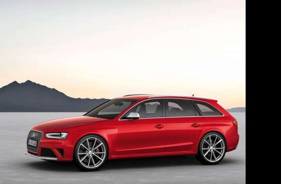 Audi RS4 wallpapers hd quality