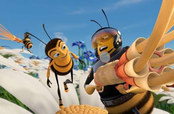 Bee Movie 4
