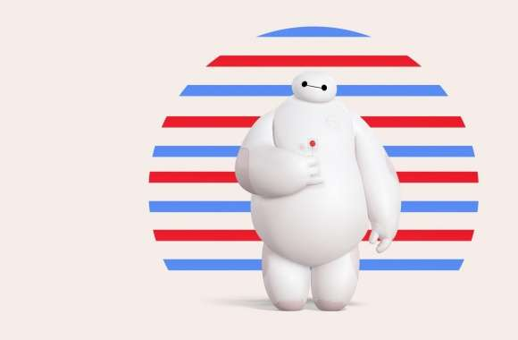 Big Hero 6 Baymax 2014 Movie