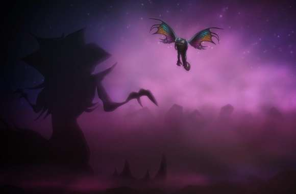 Brightwing VS Zagara - Heroes Of The Storm wallpapers hd quality