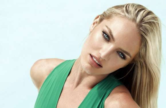 Candice Swanepoel Sexy in Agua de Coco Summer wallpapers hd quality