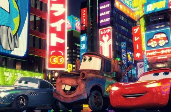 Cars 2 The Movie