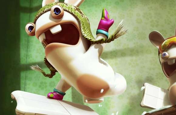 Crazy Rabbids