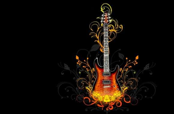 Creative Electric Guitar