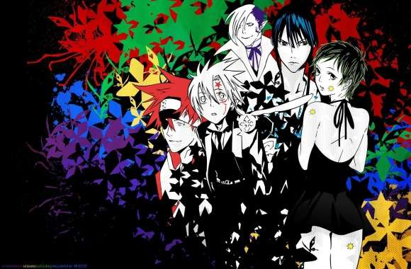 D.Gray-man wallpapers hd quality