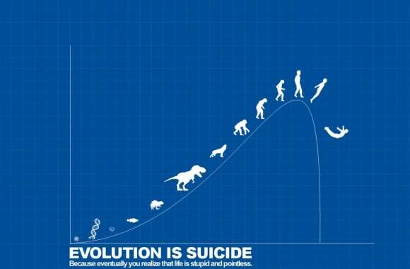 Evolution is Suicide wallpapers hd quality