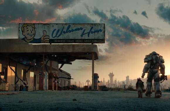 Fallout 4 Trailer wallpapers hd quality