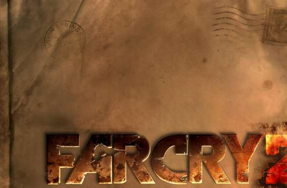 Far Cry 2 Game Fire