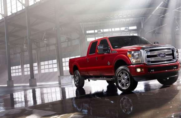 Ford Super Duty Platinum wallpapers hd quality