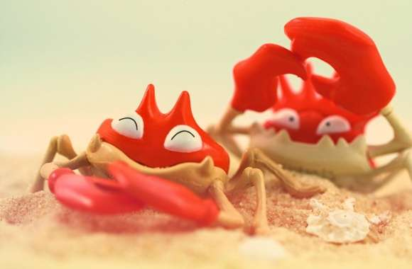 Funny Crabs