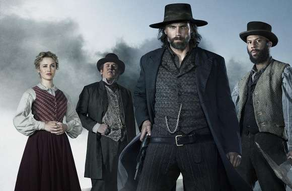 Hell on Wheels TV Show Cast