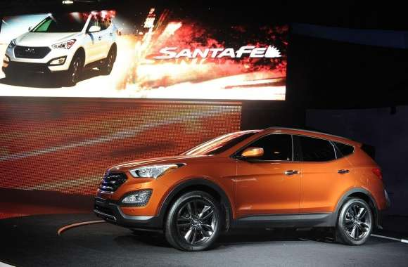 Hyundai Santa Fe wallpapers hd quality