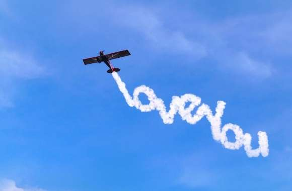 I Love You Written In The Sky