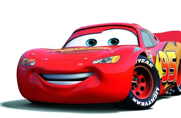 Lightning Mcqueen Cars Movie