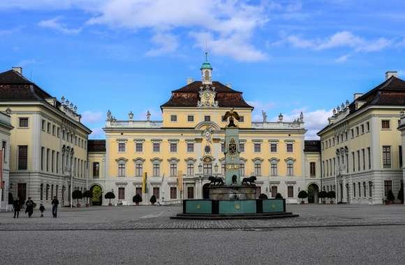 Ludwigsburg Palace wallpapers hd quality