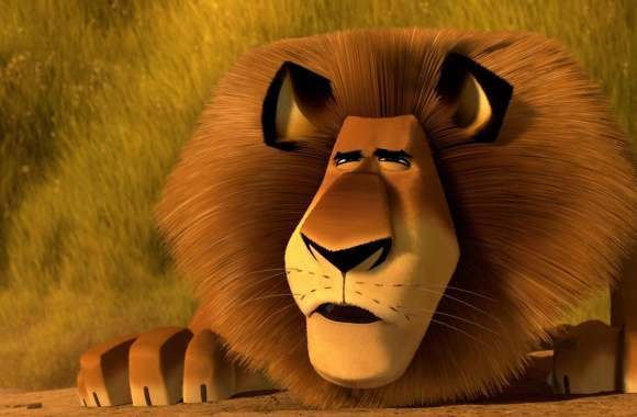 Madagascar 3 Alex The Lion wallpapers hd quality