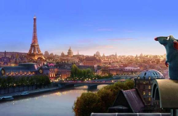 Ratatouille Remy wallpapers hd quality