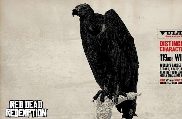 Red Dead Redemption Vulture