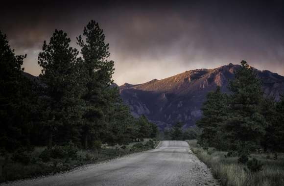 Road To The Mountains, Dark Sky