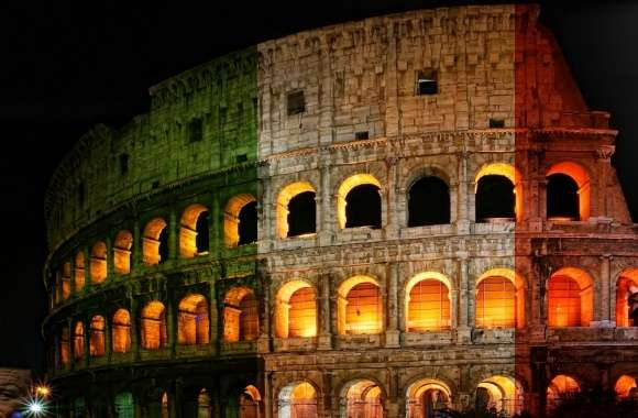 Roman Colosseum wallpapers hd quality