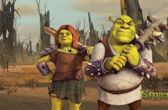 Shrek And Fiona, Shrek The Final Chapter