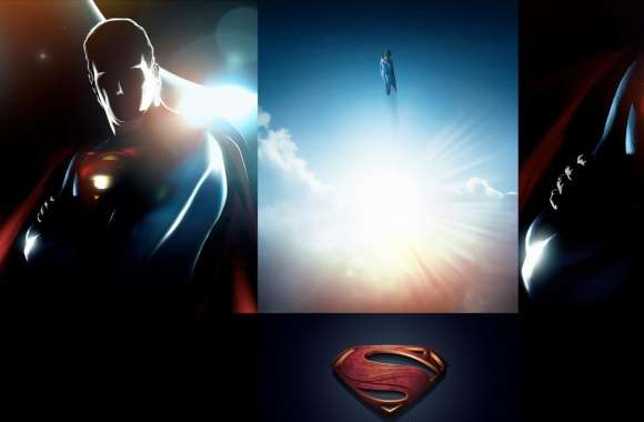 Superman 2013 Fan Poster