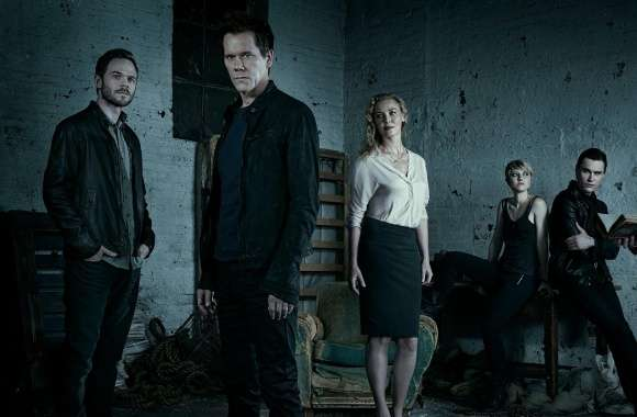 The Following TV Show Cast