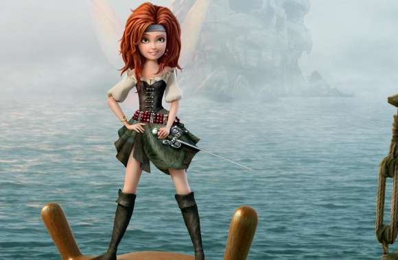 The Pirate Fairy Zarina