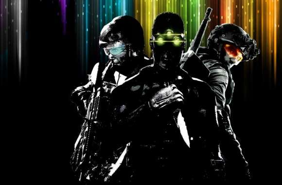 Tom Clancy Game wallpapers hd quality