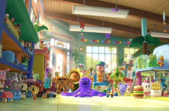 Toy Story 3  New Toys