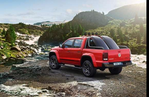 Volkswagen Amarok wallpapers hd quality