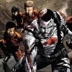 Bloodshot Comics hd wallpaper