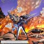 Domino Comics new wallpapers