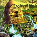 Fables Comics wallpapers for iphone
