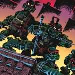 TMNT Comics wallpapers for iphone