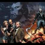 Shadowman Comics wallpapers for iphone