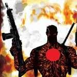 Bloodshot Comics wallpapers for desktop