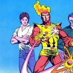 Firestorm Comics wallpapers hd
