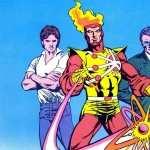 Firestorm Comics wallpapers hd